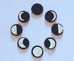 Oreo full moon cycle