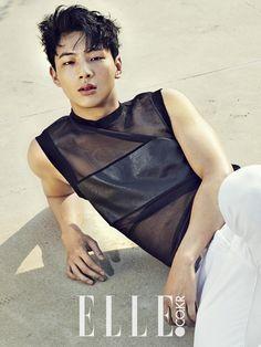 Korean actor - Jisu (지수)