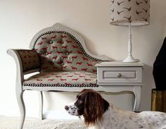Upcycled Vintage Telephone Seat | #UpcycledSeat | POA | Rascal & Roses