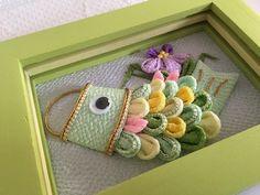 Fabric Animals, Child Day, Ribbons, The Creator, Japanese, Frame, Ideas, Design, Decor