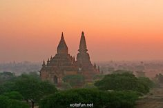 Ancient City of Burma, Myanmar