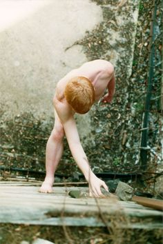 Wolfgang Tillmans. 'Dan' 2008 I like how Tillmans isn't afraid to depict the male body, raising questions about homosexuality and masculinity in contemporary culture.