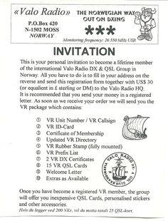 Invitation  VR Vr, How To Become, Invitations, Personalized Items, Invitation