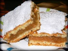 1-DSCN8334 Romanian Desserts, Romanian Food, Apple Pie, Vanilla Cake, Sandwiches, Cheesecake, Goodies, Sweets, Cooking
