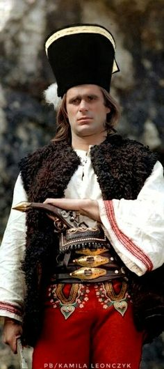 Janosik was a television series that aired in Poland in 1974. It is about a famous Polish highlander outlaw (named after, but not actually the legendary Slovak Juraj Jánošík) who in folk legends steals money and goods from the rich and helps out the poor. The series was directed by Jerzy Passendorfer