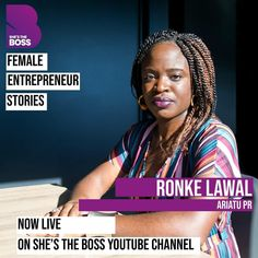 She& The Boss: Real Stories from Women in Business from Across the UK Business Advice, Business Women, Entrepreneur Stories, Reputation Management, Working Class, Personal Branding, Black Women, Boss, Interview