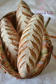 Bread Art, Pan Bread, Sourdough Recipes, Sourdough Bread, Art Du Pain, Pain Pizza, Healthy Bread Recipes, Bread Shaping, Artisan Bread