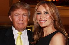 April 2010 'The Ultimate Merger' premiere at Trump Tower on. Odd Couples, Trump Tower, Married Life, Celebrity Couples, Movie Stars, Donald Trump, Athlete, Weird