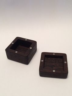 A personal favorite from my Etsy shop https://www.etsy.com/listing/277888362/ring-box-jewelry-box-wenge-exotic