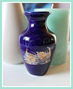 Kleine Vintage Vase aus keramik von *Coco Mademoiselle* auf DaWanda.com