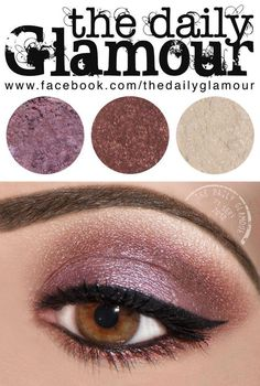 Soulmate -A new look by The Daily Glamour She used- Lid: BFTE Shadow in Blackberry Sorbet. Crease: BFTE Shadow in Faith. Highlighter: BFTE Shadow in Butt Naked. Bottom Lashline: BFTE Shadow in Faith. and many other products. See the full list at her page Love Makeup, Makeup Tips, Makeup Looks, Hair Makeup, Makeup Ideas, Teal Makeup, Gorgeous Makeup, Nail Ideas, Pretty Eyes