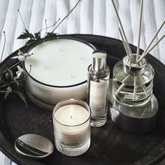 Fresh Fig DIffuser > Buy Candles & Fragrance > Shop By Fragrance > Fresh Fig from The White Company Buy Candles, Luxury Candles, White Candles, White Company Candles, The White Company, Bathroom Accessories Luxury, Toilet Accessories, Home Scents, Home Fragrances