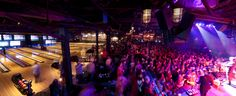 Brooklyn Bowl - Great place for a show.