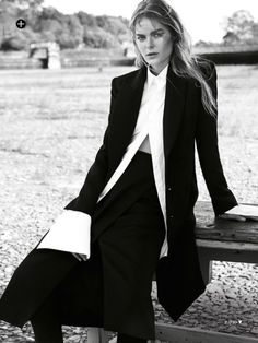 'Her Story' Her Story by Nicole Bentley for Marie Claire Australia July 2014 1