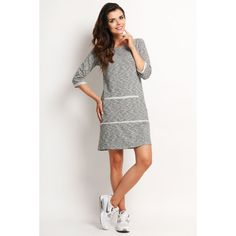 Lingerie, High Neck Dress, Dresses For Work, Shirt Dress, Sport, Model, Sweaters, Fashion, Gray