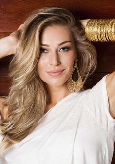 Conheça as 27 candidatas ao Miss Brasil 2014 - Terra Brasil - Marina Helms - Rio Grande do Sul