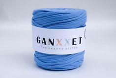 GANXXET Fabric Yarn - Begur Color ( soft baby blue )