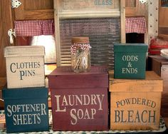 laundry room signs decor 4