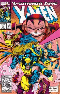 X-Men Vol 1 No 14 November 1992 X-Cutioner s Song Part 3 Marvel Comics