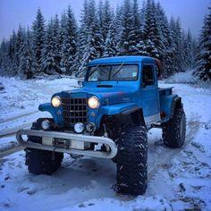 Jeeps, Trucks and Stuff! Dodge Trucks, Jeep Truck, Custom Trucks, Cool Trucks, Pickup Trucks, Jeep Suv, Diesel Trucks, Willys Wagon, Jeep Willys