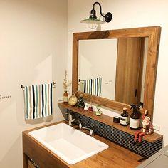 Diy Interior, Room Interior, Interior Architecture, Interior Design, Toilet Room, Wooden Crafts, Washroom, Sweet Home, Room Decor