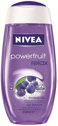 NIVEA Powerfruit relax - Acai berry...