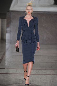 Zac Posen   Fall 2012 Ready-to-Wear Collection   Vogue Runway