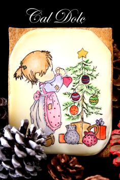 Christmas Tree    By Marta Sancho   https://www.facebook.com/pages...49?ref_type=bookmark
