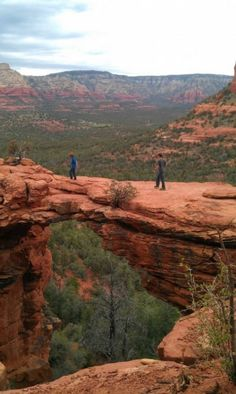 Devil's Bridge - Sedona, Arizona (USA)