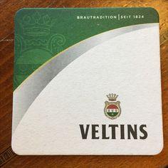 Veltins - Bierdeckel - Gütersloh - Neue Stimmen - 14.10.17
