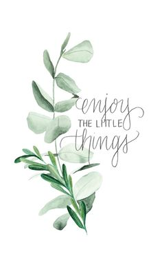 Enjoy the little things quote, inspirational quotes, words of wisdom, motivation Sea Wallpaper, Wallpaper Backgrounds, March Backgrounds, Simple Iphone Wallpaper, Watercolor Wallpaper Iphone, Phone Wallpaper Cute, Pretty Phone Backgrounds, Green Wallpaper, Quote Backgrounds