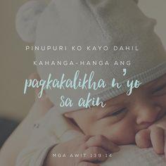 11 Best tagalog bible verse images | Bible, Verse, Tagalog