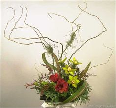ikebana curly willow - Google 検索