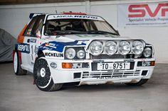 """itsbrucemclaren: """"—— 1993 Lancia Delta Integrale Evoluzione Group A 'Jolly Club' Replica —- """""""