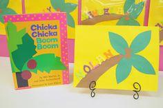 Mrs. Ricca's Kindergarten: Chicka Chicka Boom Boom