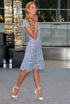 Candice Swanepoel. This dress and these heels