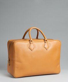 My favorite type of weekender bag! Hermes Pre-owned: whiskey leather rectangular vintage travel bag Travel Style, Travel Bag, Vintage Travel, Hermes Vintage, Handbags On Sale, Travel Accessories, Leather Bag, Shoe Bag, Whiskey
