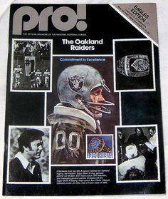Oakland Raiders 1980   Philadelphia Eagles - Veterans Stadium - Super Bowl  XV preview won by · Nfl Football PlayersRaiders ... 5b1357c80cb