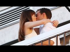 """""""Fifty Shades Trilogy"""" Finishes Filming : See The Romantic Final Photos From Set"""
