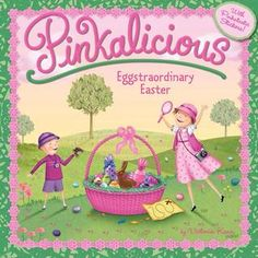 Pinkalicious: Eggstraordinary Easter | When Pinkalicious wakes up on Easter morning, she finds a note from Edgar Easter Bunny that sends the Pinkerton family on an eggsciting Easter scavenger hunt! #1 New York Times bestselling author Victoria Kann is back with a treat of a story that will become an Easter favorite for kids and parents.