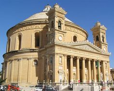 Malta Cathedrals