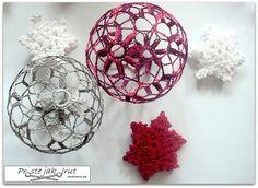 Вязание крючком елочных шаров. Схема и мастер-класс (23) (640x467, 225Kb)