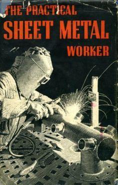 The Practical Sheet Metal Worker by J. S. (ed) Murphy, http://www.amazon.co.uk/dp/B0014ZVK9A/ref=cm_sw_r_pi_dp_Yj2Atb13R2KE5
