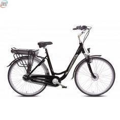 Vogue Premium Black - Elektrisk sykkel Vogue, Motorcycle, Bike, Sport, Lady, Vehicles, Bicycle, Deporte, Excercise