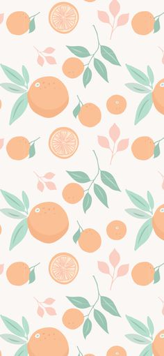 Wallpaper Oranges for your Phone