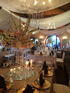 1920's themed wedding  Glitz & Glam!