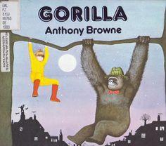 Vintage Kids' Books My Kid Loves: Gorilla