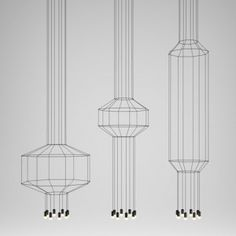 """LEDs are finally able to create light of the quality  designers """"expect it to be"""" says Arik Levy"""