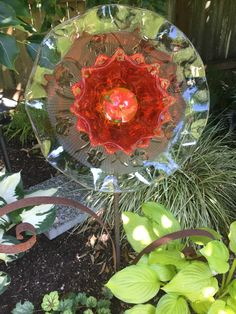 Glass Garden Flowers, All Flowers, Recycling, Create, Upcycle