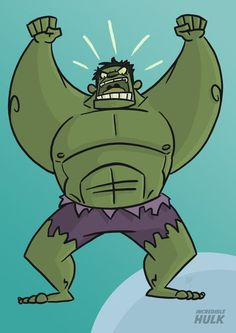 The Incredible Hulk by tyrannus on DeviantArt Marvel Art, Marvel Comics, First Hulk, Red Hulk, Hero World, Hulk Smash, Incredible Hulk, Types Of Art, Fans
